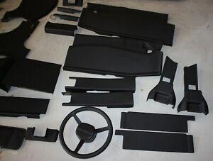 Hummer H1 Luxury Interior - Wagon Misc Pieces