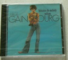 HISTOIRE DE MELODY NELSON - GAINSBOURG SERGE (CD) NEUF SCELLE