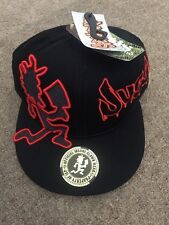 Brand New Embroidered Juggalo baseball cap, Insane Clown Posse, ICP, NWT