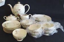 Thomas Bavaria 07470 Dessert Set Coffee Pot Cream Sugar 7 Cups 8 Saucer 8 Plates