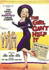 THE GIRL CANT HELP IT. MOVIE. DVD.ROCK N ROLL/ROCKABILLY