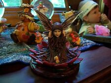 Beautiful Lilith Fairy Figurine Rachael Talbany Fairy Site Retired !