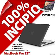 "Incipio Case Feather Ultra Thin Protective Cover Apple MacBook Pro 13"" Retina"