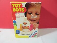 VINTAGE 1985 PRESCHOOL TOMY TOT BOTS HANDY HARRY