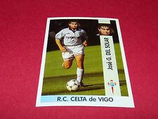 JOSE G. DEL SOLAR RC CELTA DE VIGO  PANINI LIGA 96-97 ESPANA 1996-1997 FOOTBALL