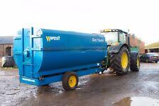 West Mixer Wagon, Diet Feeder, 12m3, Silage Feeder, Compost Mixer