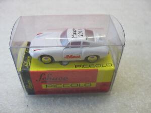 Schuco Piccolo Messemodell 2011 PORSCHE ABARTH GT NEU&OVP