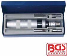 BGS Technic 710 Hand Schlagschrauber In Metallkassette mit 4 Bits