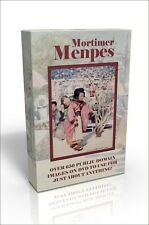 Mortimer Menpes - over 650 public domain pictures on DVD