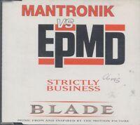 Mantronik vs. EPMD - Strictly Business (OST Blade) ° Maxi-Single-CD von 1998