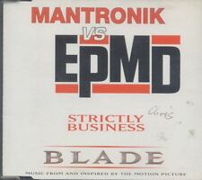 Mantronik vs. EPMD - Strictly Business (OST Blade) ° Maxi-Single-CD von 1998