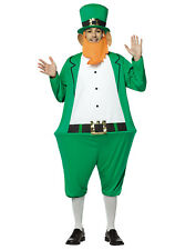 Leprechaun Hoopster Mens Adult Irish St Patricks Day Costume-Os