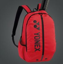 2020 YONEX Team  Backpack Racket Bag BA42012SEX w/Shoe Compartment, RED