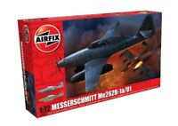 AIRFIX 1:72 MESSERSCHMITT ME262B-1A/U1 MODEL AIRCRAFT KIT MODEL PLANE A04062