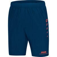 JAKO Shorts Kurze Sporthose Striker Herren Blau 6216-18