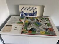 CAREERS - VINTAGE BOARD GAME 1970's PARKER
