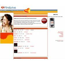 SMS Flirt Chat Script inkl. Webcam Funktion - V2
