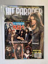 VINTAGE - KISS Magazine - Hit Parader - August 1992