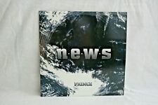 PRINCE N.E.W.S NEWS 2LP CLEAR VINYLS