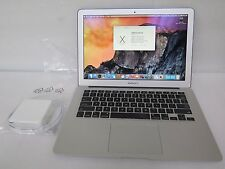 "Apple MacBook Air Mid 2011 13"" i5 1.7GHz 4GB RAM 256GB Solid State HD Very Nice"