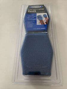 Werner Extension Ladder Bumper Mitt Scuff Wall Protector Blue End Cap Cover Boot