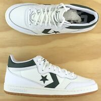Converse Fastbreak Pro Mid Emerald Green White Gum Athletic Shoes 166247C Size