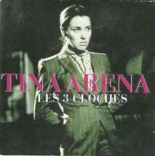 """CD 2 Titres """"Tina ARENA"""" Les 3 cloches"""