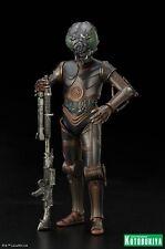 """Star Wars 4-Lom Bounty Hunter Kotobukiya ArtFX+ 7"""" Empire Strikes Back SW145"""