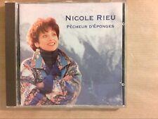 CD / NICOLE RIEU / PECHEUR D'EPONGES / TRES BON ETAT
