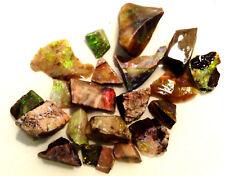 Australian Rough Opal Parcel, treated Andamooka Matrix Opal, 94.8ct (AOW 2971)