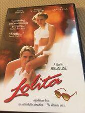 Lolita DVD  Jeremy Irons US Authentic Region 1 MINT rare oop