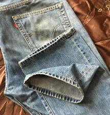 Superb Vintage Levi's 501's Denim Jeans. 35-36W x 30L. (C637)
