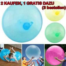 Große Bubble Ball Aufblasbarer Riesenball Riesenblase Spielzeug Gummi Wasserball