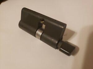 Andersen Storm Door Key Cylinder Lock - Kwickset rekeyable - Oil rubbed bronze