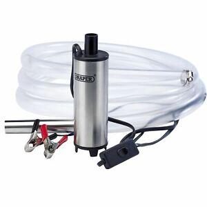 Draper Diesel Fuel/Water Transfer Pump BWP13