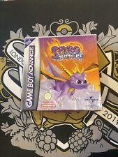 Spyro: Season of Ice (Game Boy Advance)