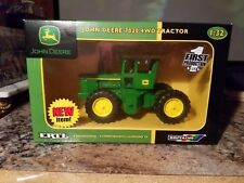 John Deere 7020 four wheel drive toy tractor