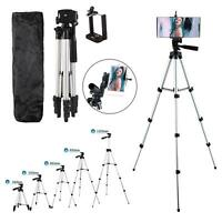 Tripod Stand Camera Mount Holder DSLR SLR Phone Professional Compact Stand UK