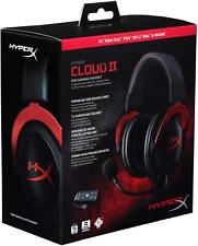 OB HyperX Cloud II Gaming Headset (KHX-HSCP-RD)