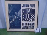 Johnny Young And His Chicago Blues Band Vinyl LP