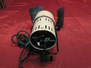 Vintage Smith Victor Video Stage Lighting Unit Photography Model Q60 Works Great