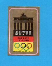 OLYMPIA-1972-PANINI-Figurina DA INCOLLARE! n.113- BERLINO 1936 -STEMMA-Rec