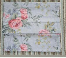 Dunelm Floral Patterned Roman Blind Lined - 61cm (w) x 137cm (d)