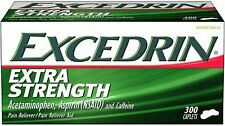 Excedrin Extra Strength, Headache Relief, Acetaminophen,  Exp 05/ 2022