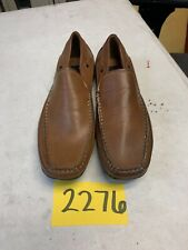 Men's Madden By Steve Madden Need Brown Slip-on Moccasin Shoes Size 8 M