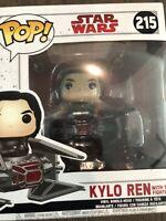 Funko Pop Kylo Ren with Tie Fighter #215 Funko Star Wars Deluxe Kylo Ren Vinyl