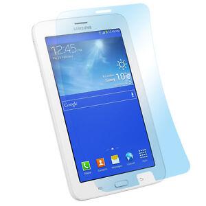 "3x Matt Screen Protector Samsung Tab 3 Lite 7 "" Anti-reflective Display"
