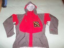 Marmot Thunderlight Jacket 3Ply Alpinist Gore-tex XCR Parka Lightweight Coat RED