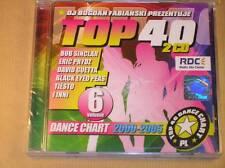 2 CD / DJ BOGDAN FABIANSKI / TOP 40 DANCE CHART 2000-2005 VOL 6 /NEUF SOUS CELLO