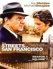 The Streets of San Francisco - The First Season 1: Vol. 1 DVD, 2007